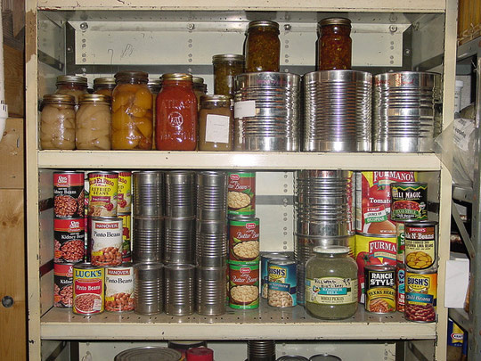 Alimente pe care ar trebui sa le ai in camara