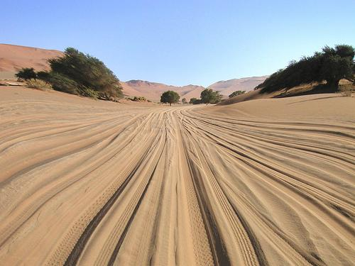 Namibia, aventura ta in desert