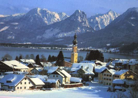 Vara in Alpii austrieci