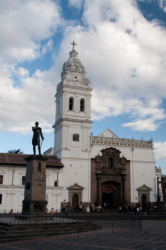 Quito, orasul din nori