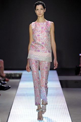 Pantalonii cu insertii, un trend al verii