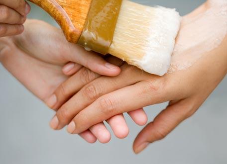 Tratamentul cu parafina