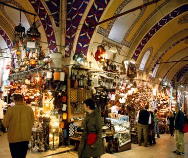Marele Bazar Instanbul