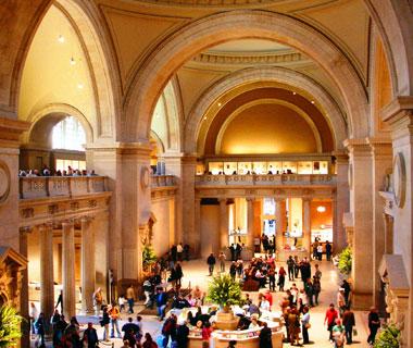 Muzeul de arta metropolitan