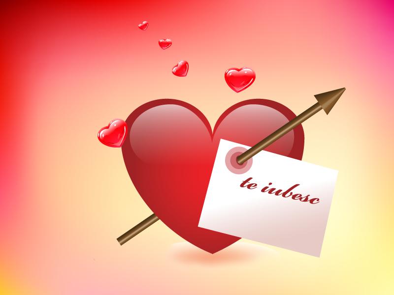 Felicitari de Valentine's Day!