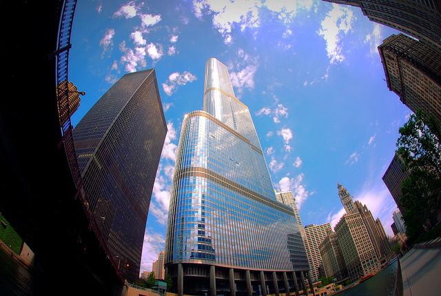 Top 10 cele mai inalte cladiri din lume