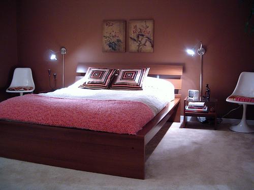 Alege cea mai buna culoare pentru dormitor