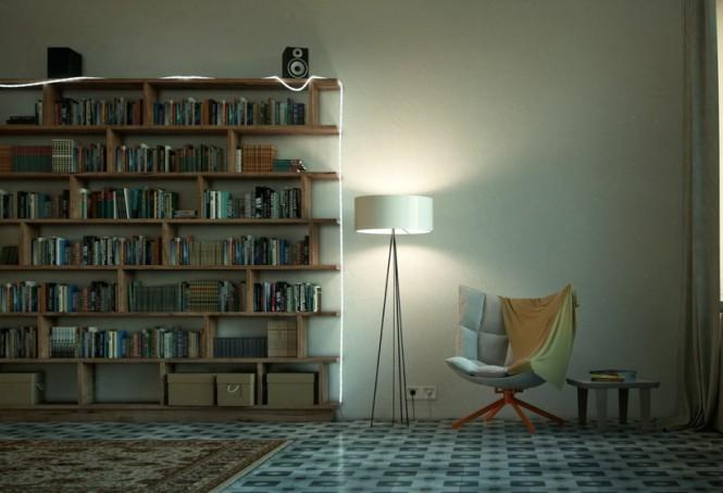 Spatiul de citit