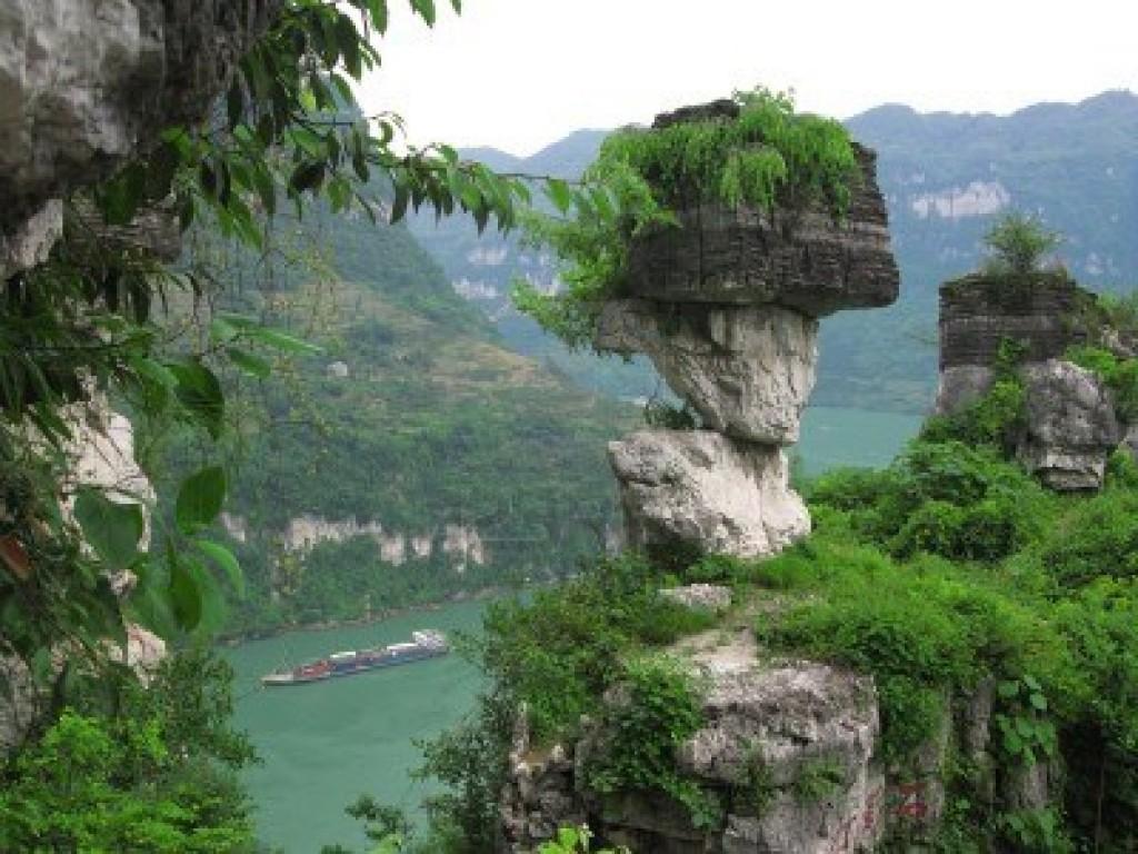 Croaziera pe Yangtze