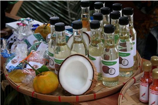Beneficiile uleiului de nuca de cocos