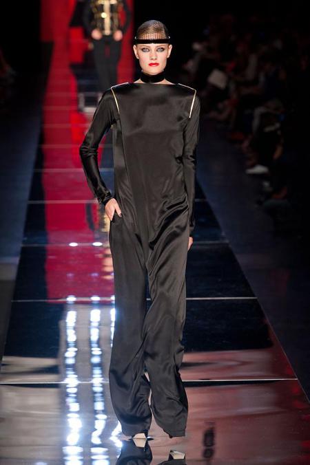 Jean Paul Gaultier, mereu surprinzator