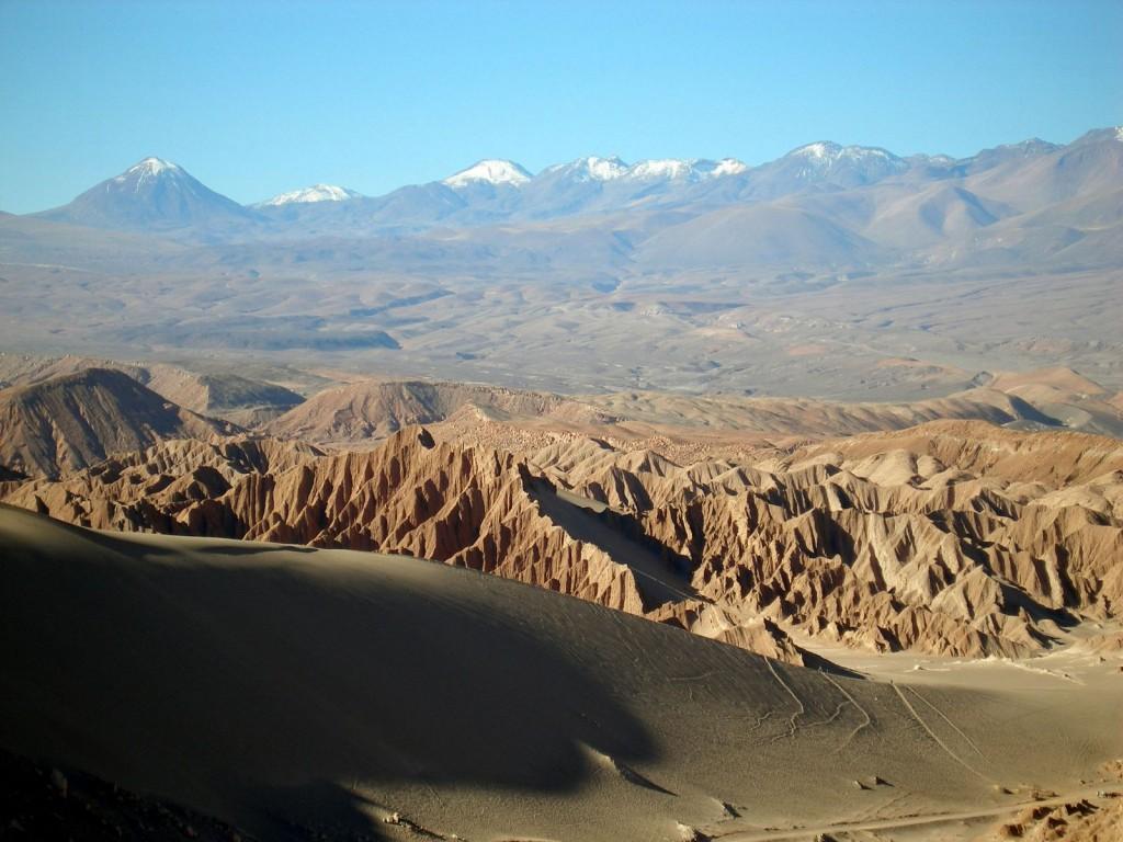 Desertul Atacama, ca o excursie pe Marte