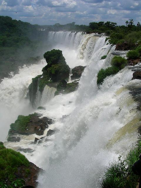 Cele mai spectaculoase cascade din lume