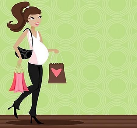 Sfaturi de stil pentru viitoarele mamici