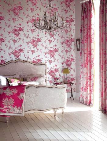 Vintage pentru dormitor
