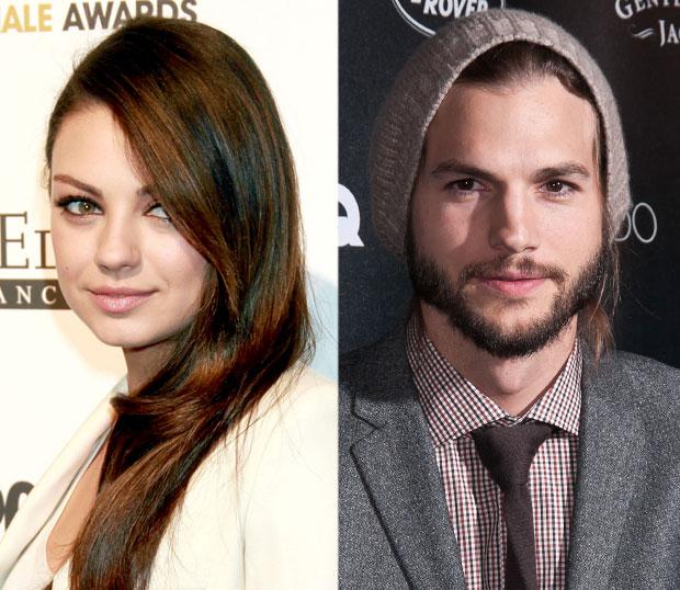 Mila Kunis si Ashton Kutcher, impreuna?