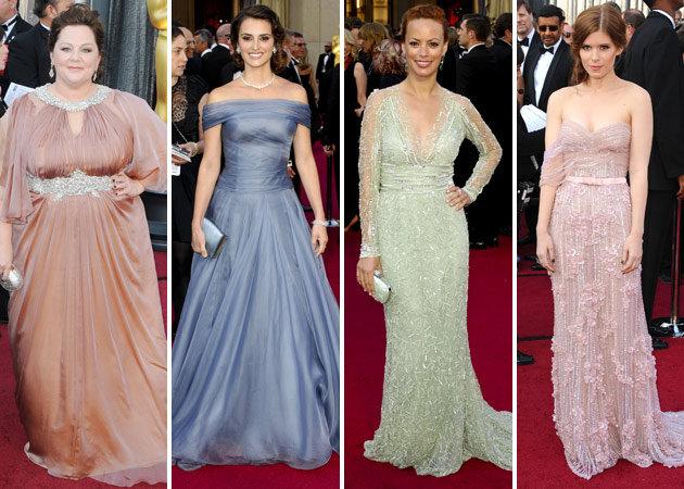 Frumoasele de la Premiile Oscar