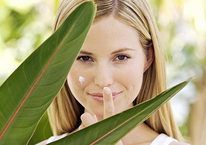 Plantele in tratarea acneei