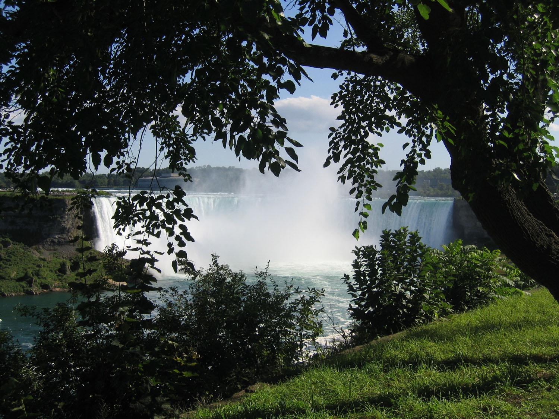Vizita mea memorabila la cascada Niagara
