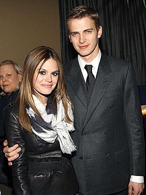 Hayden Christensen si Rachel Bilson, cel mai dragut cuplu de la Hollywood