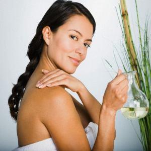 Problemele pielii si uleiul de migdale