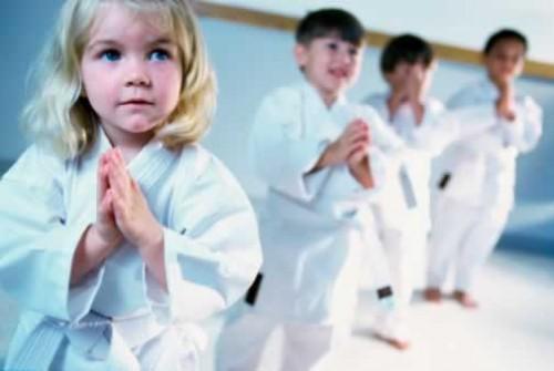 Invata-ti copilul sa fie activ