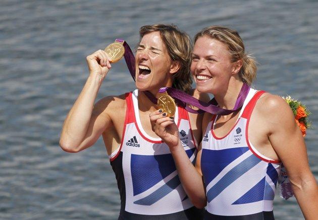 Cele mai bune imagini de la JO 2012
