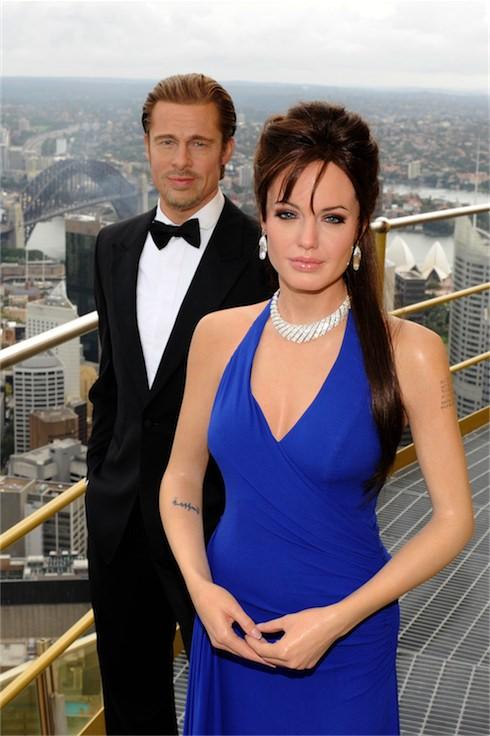 Figuri de ceara ale celebritatilor la Madame Tussauds