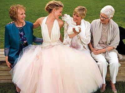 Cele mai frumoase rochii de mireasa ale celebritatilor