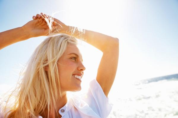 Protejeaza-ti parul de razele ultraviolete