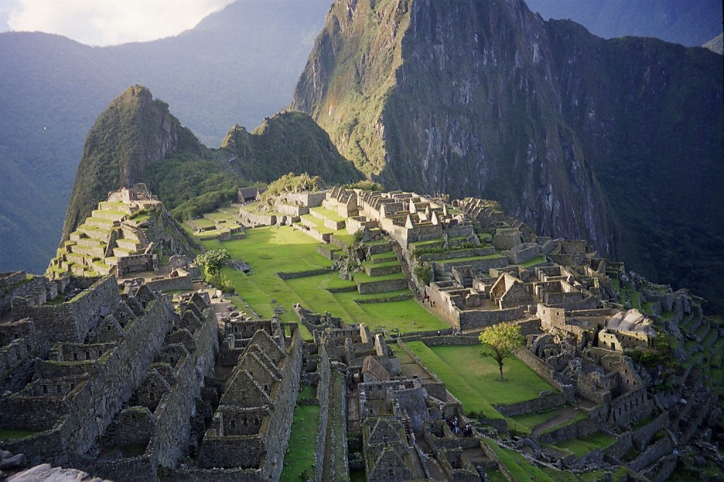 Machu Picchu, comoara din Anzi