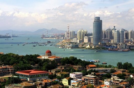 Amintiri de pe Yangtze