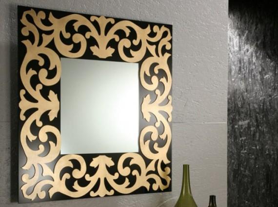 Lumea decorativa a oglinzilor