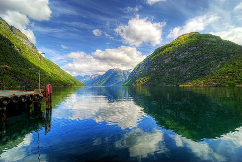 Norvegia, tara fiordurilor