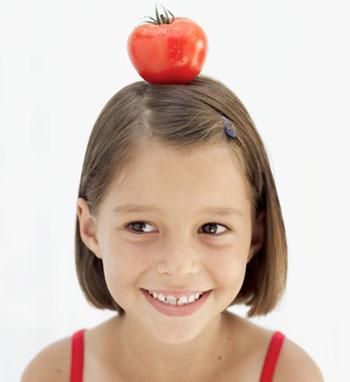 Este corect sa crestem un copil vegetarian?