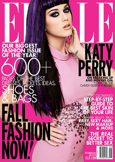 "Lui Katy Perry ii place sa fie curtata""puternic"""