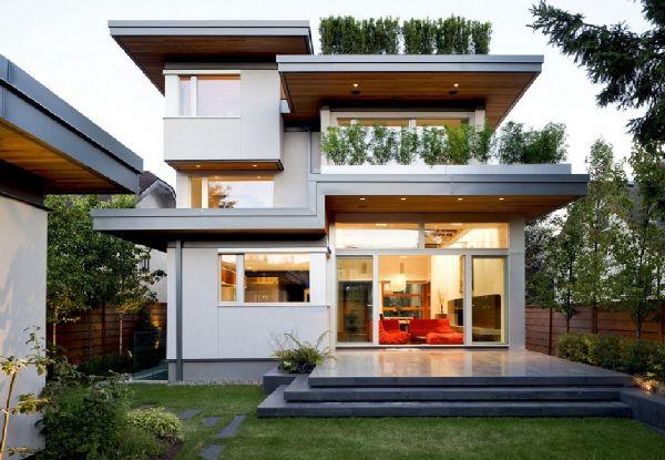 Gradinile de pe acoperis