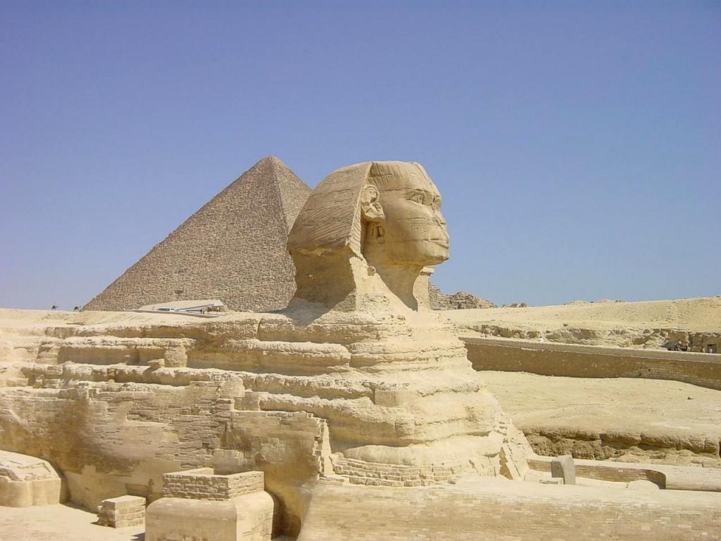 Egipt, un taram al istoriei