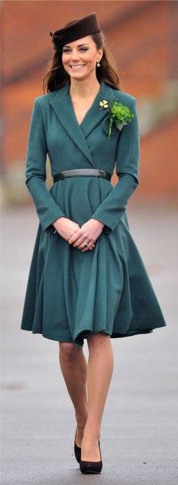 Evolutia lui Kate Middleton in moda