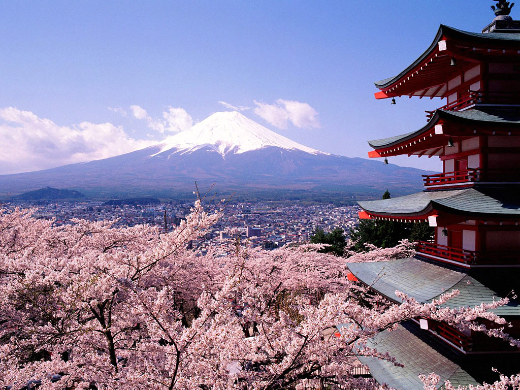 Fuji, muntele sfant