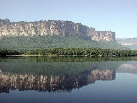Exploreaza minunile Venezuelei