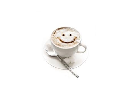 Frumusetea din ceasca de cafea