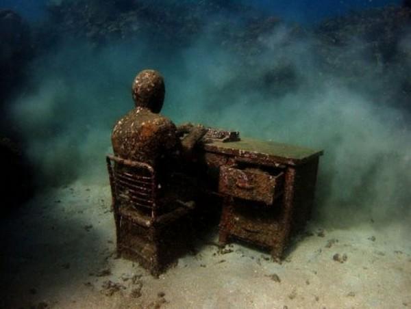 Sculptura sub apa