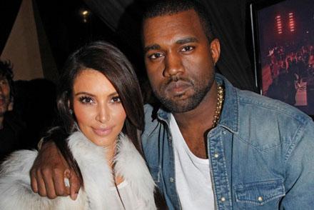 Kanye vrea sa o ceara de sotie pe Kim