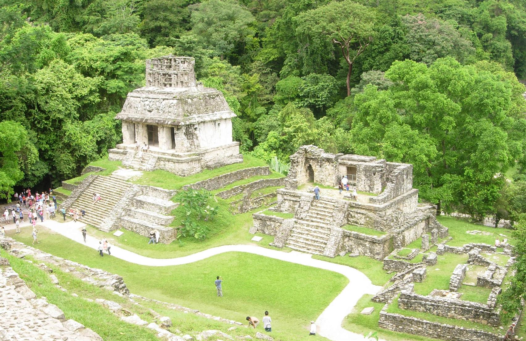 Misterioasele asezari mayase