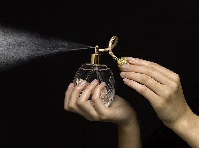 Alergiile la parfum