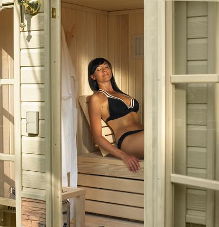 Beneficiile saunei