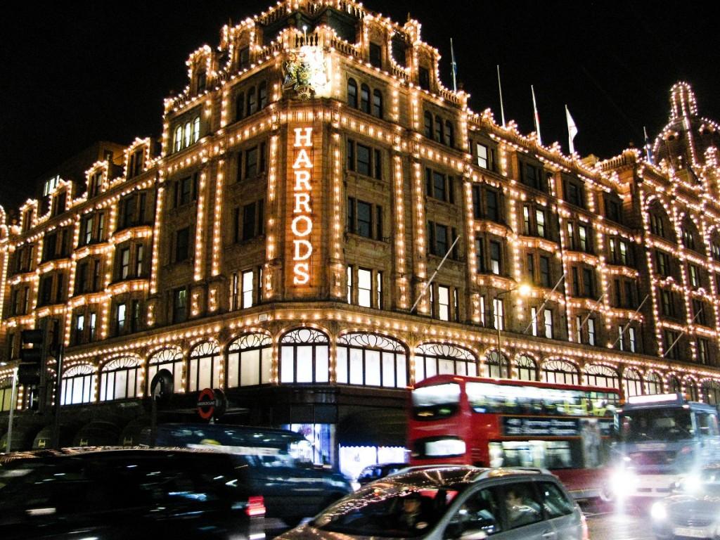 Londra, cea mai buna destinatie pentru cumparaturi