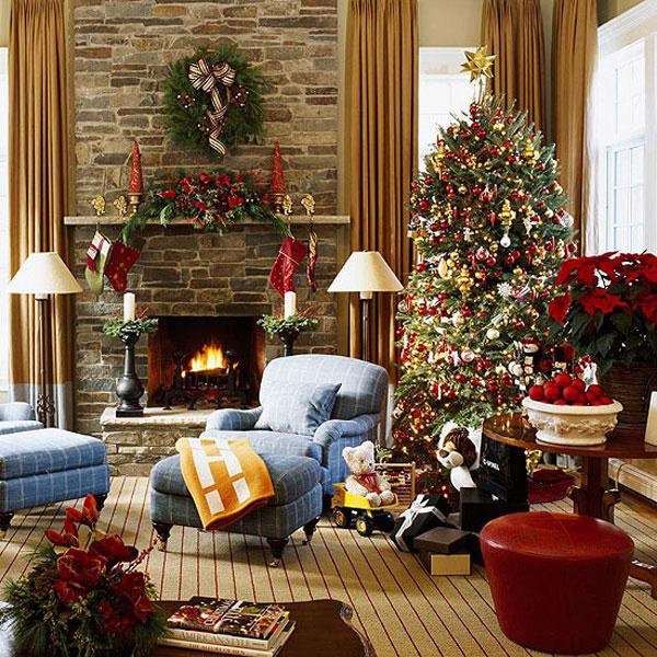 Adu spiritul Carciunului in casa ta