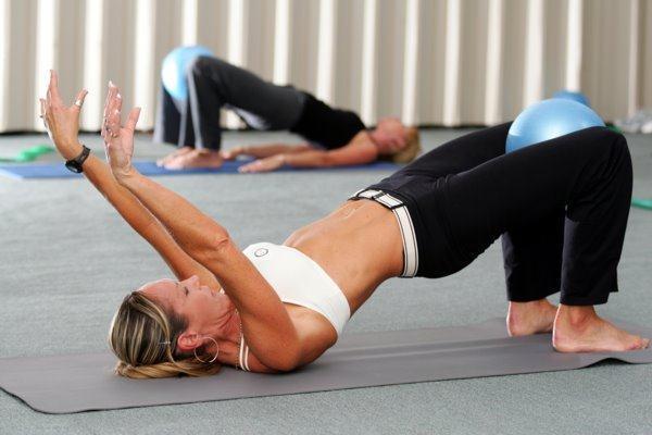 Pilates, totul despre control
